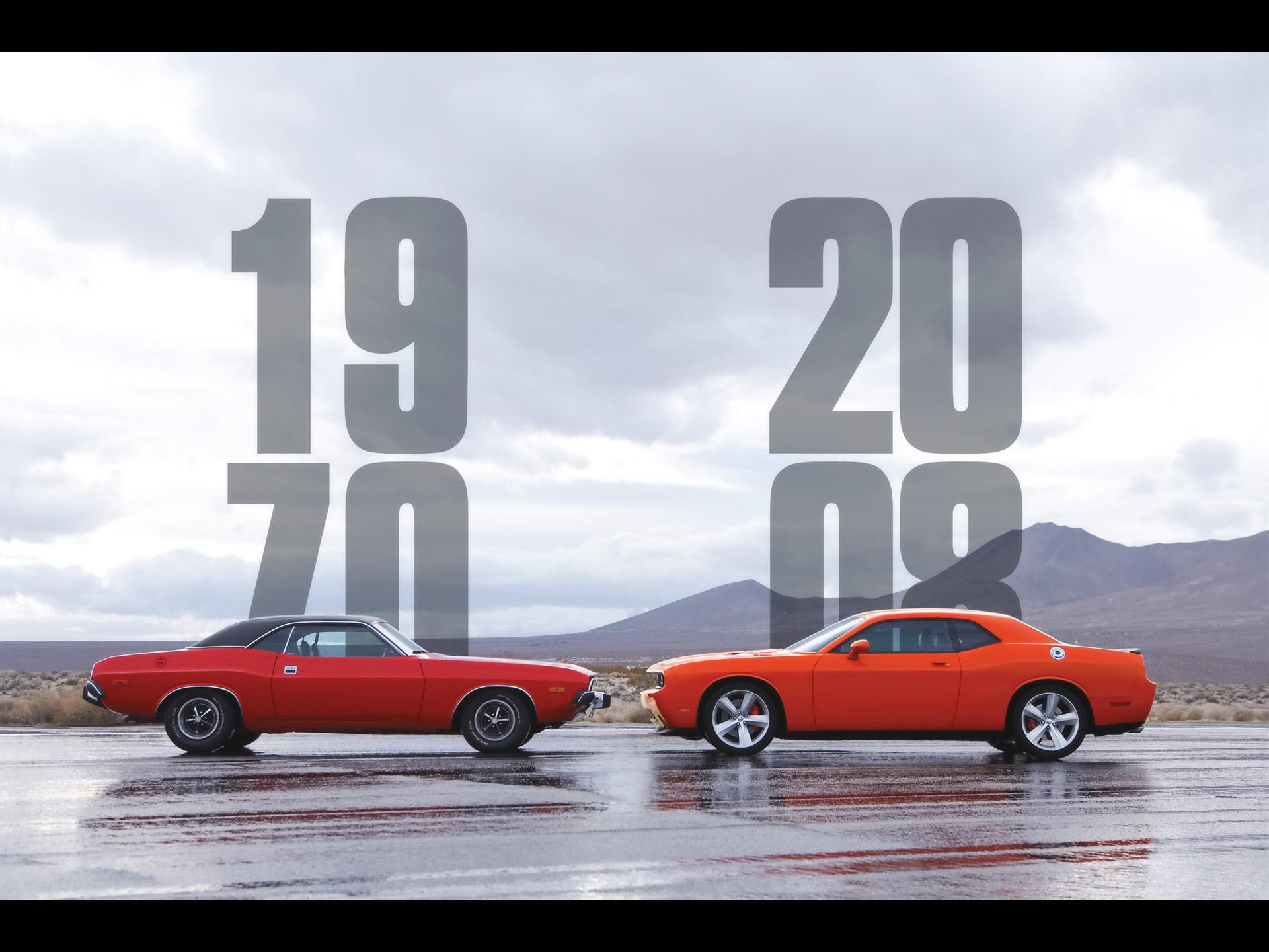 The way the Dodge 1970 -2008 wallpaper should have been - Dodge Challenger  Forum: Challenger & SRT8 Forums